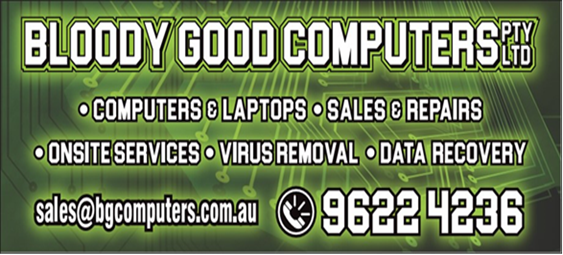 Bloody Good Computers